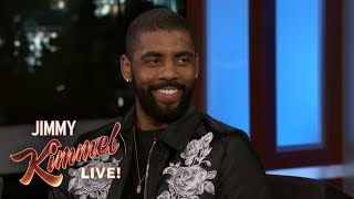 Kyrie Irving on Flat Earth Theory, LeBron James & NBA All-Star Game