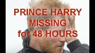 PRINCE HARRY goes MISSING & MEGHAN has undies PROBLEM