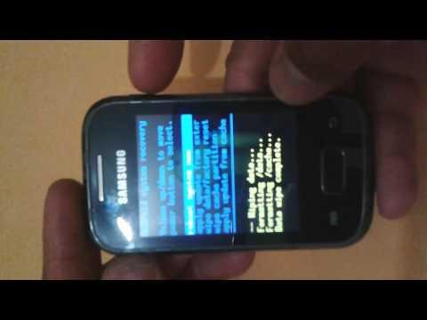 Had Reset ou Formatar Galaxy Pocket S5302.S5301.S5300