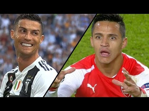 30 Most Beautiful *NEARLY SCORED* Goals In Football HD thumbnail