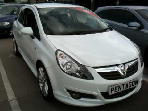 Vauxhall Corsa Sxi 16v. VAUXHALL CORSA 1.4 16V SXI 3DR