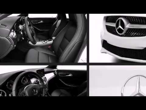 2014 Mercedes Benz CLA Class Video