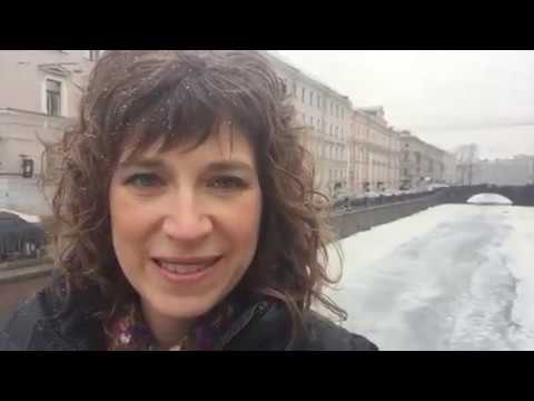 Video Diary: Life in Russia!
