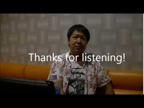 とうきょう /平川地一丁目 ♪歌う介護士:ツツミトモアキ(t・t) video