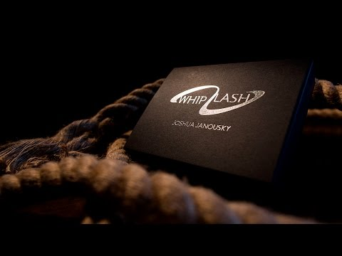 Whiplash by Josh Janousky (Presented by Murphy's Magic)