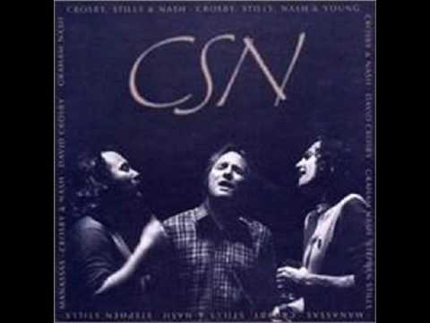 Crosby Stills &amp; Nash - Helplessly Hoping
