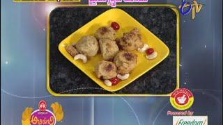 Abhiruchi-Maida-Sweet-Bonda-మైదా-స్వీట్-బోండా
