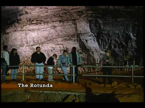 Mammoth Cave National Park DVD Postcard Video