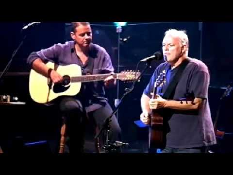 Wish you were here - David Gilmour - Unplugged (legendado)