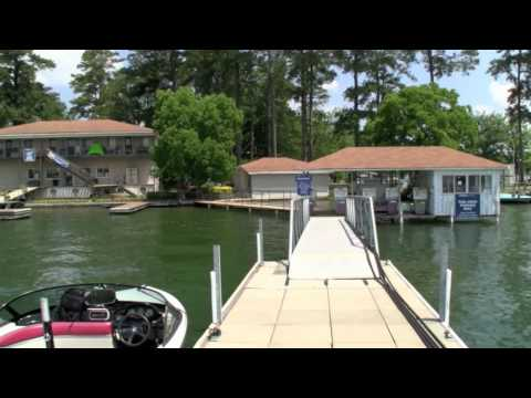 Real Island Marina on Lake Martin