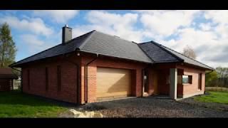 CERADBUD - dom modelowy z ceglaną elewacją