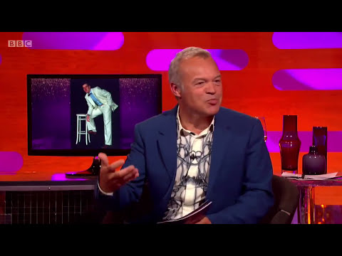 Peter Capaldi facing with his past on The Graham Norton Show