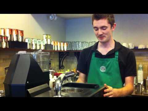 Clover Coffee Machine at Starbucks
