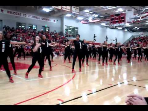Coon Rapids High School Girls Dance Team video