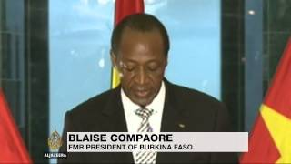 Army chief takes power in Burkina Faso