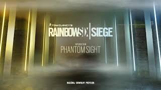 Rainbow Six Siege - Operation Phantom Sight Menu Theme