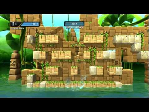 Lode Runner Stage 2 Ruins Xbox 360 XBLA 720P gameplay