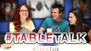 Relationship Deal Breakers, First Jobs, and Cursive - #TableTalk