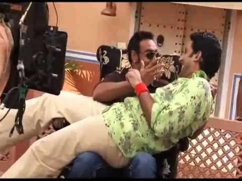 Making Of Bol Bachchan - Bol Bachchan Trailer - Behind The Scene.flv video