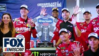 Winner's Weekend: Kyle Busch - Chicagoland   NASCAR RACE HUB