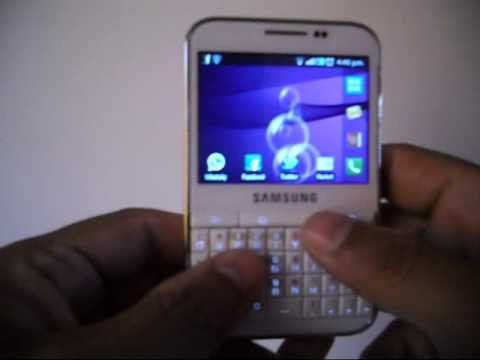 Review Samsung Galaxy Pro by Geryol