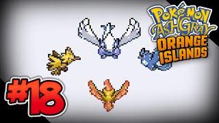 Pokémon Ash Gray Orange Islands - Episode 18: Pokémon: 2000 (The Power of One)
