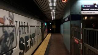 SEPTA: Hyundai Rotem Silverliner V on Trenton Line Exp #9728 to Temple University at Jefferson