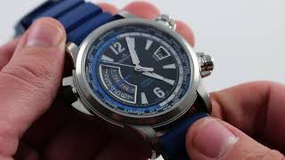 Pre-Owned Jaeger-LeCoultre Master Compressor Extreme World Chronograph (Q1768451) Watch Review