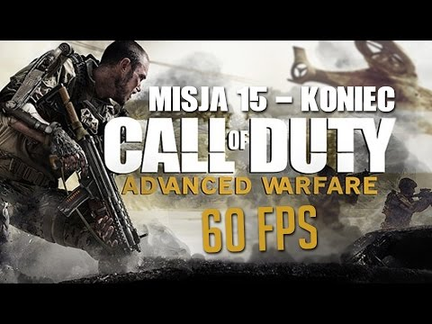 #15 Zagrajmy W Call Of Duty: Advanced Warfare PL - KONIEC - Polski Gameplay - 1080p/60FPS