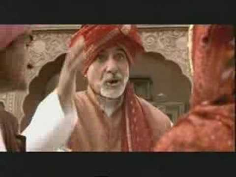 Cadbury chocolate advertisement - Amitabh Bac...