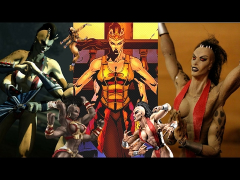 10 Awesome Facts On Sheeva