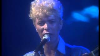 David Bowie- Space Oddity [Serious Moonlight Tour]