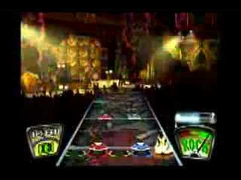 Guitar Hero 1 - No One Knows - Expert 300000 video