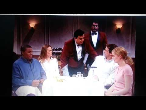 Hot Plates! SNL Season 30 Episode 13 Hilary Swank