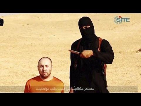 """التعرف على هوية من يسمى """"الجهادي جون"""" بتنظيم داعش"""