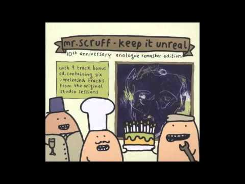 Mr Scruff - Midnight Feast