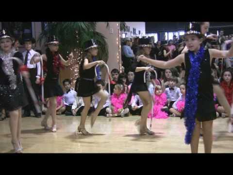 21декабря- Новогодний концерт(Бальные танцы)