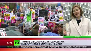 Trump cancels UK visit, makes