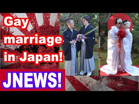 Same Sex Marriage in Japan (JNEWS!)