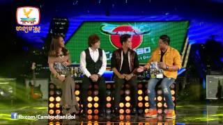 CambodianIdol Talkshow EP 6 Part 3