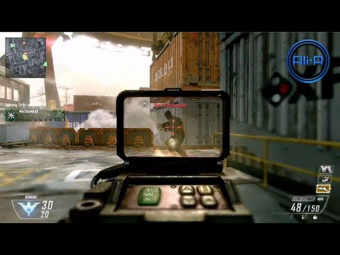 """Black Ops 2"" Multiplayer GAMEPLAY Trailer! - (Call of Duty BO2 Official Online Footage COD)"