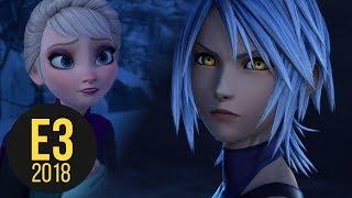 Why Aqua Has Turned To Darkness - Kingdom Hearts 3 THEORY E3 2018