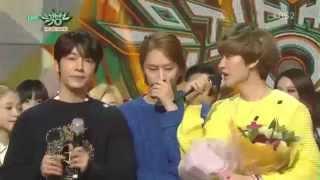 150320 Music Bank Super Junior D&E 1? 1st Win
