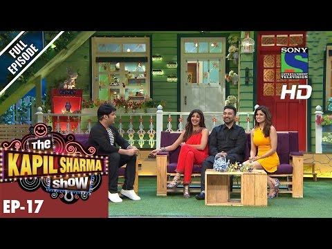 The Kapil Sharma Show - दी कपिल शर्मा शो–Ep-17-Shilpa,Shamita in Kapil's Mohalla-18 June 2016 thumbnail