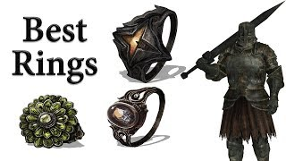 Dark Souls REMASTERED - BEST RINGS (Don't miss these)