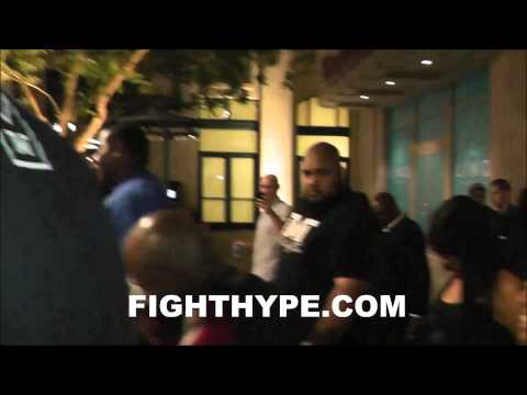 FLOYD MAYWEATHER DOWNTIME PT 1 LATENIGHT SHOPPING IN LAS VEGAS