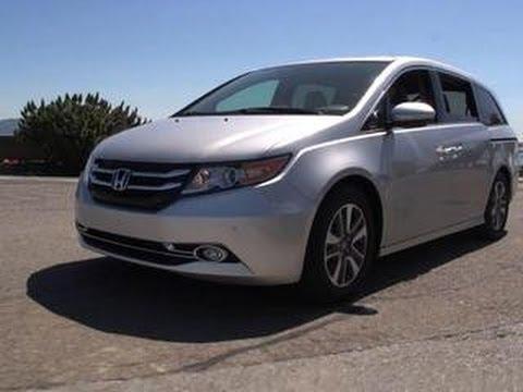 Car Tech - 2014 Honda Odyssey Touring Elite