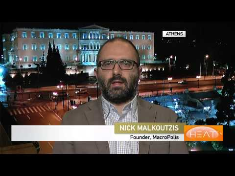 Sebastian Dullien, Philippe Legrain, Nick Malkoutzis discuss Greek economy