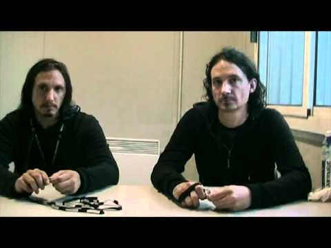 Gojira L'Enfant Sauvage - an interview by MusicaMetal (June 2012)