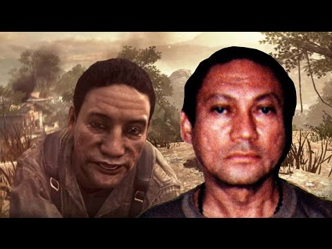 Noriega Sues Activision Over Call of Duty Character